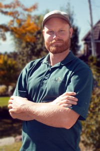 ISA Cerified Arborist Chris Erickson